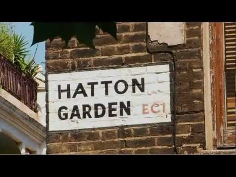 Engagement & Wedding Ring Shopping! Hatton Garden London's jewellery quarter is steeped in history & diamonds! With 55 shops it is the largest cluster of jewellery shops in the UK Xx
