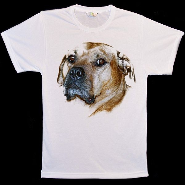 Animal Face Personalised T-Shirts have your own Dog, Cat, Rabbit, Hamster, Child anything you like on one of our t-shirts for no extra cost!