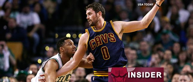 Noah, Bulls respond to Kevin Love's 'very unfortunate' injury Kevin Love  #KevinLove