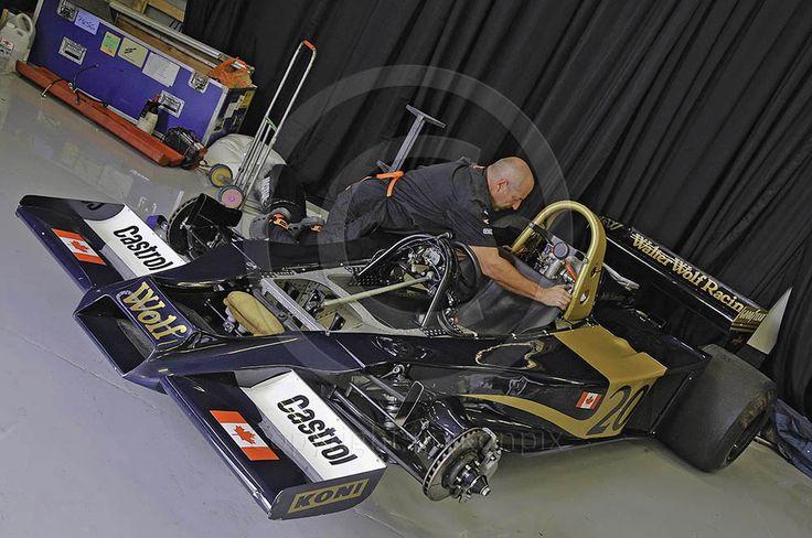 wolf wr1 f1 one of jody scheckter s formula one cars jj. Black Bedroom Furniture Sets. Home Design Ideas