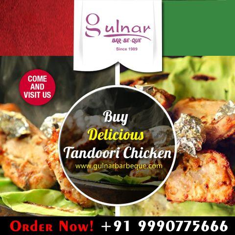 Online Buy Delicious Tandoori Chicken