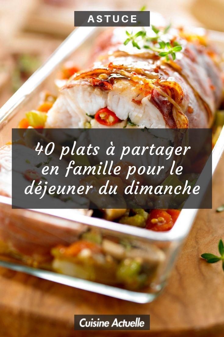 Idée Repas Dimanche Épinglé sur Repas en famille
