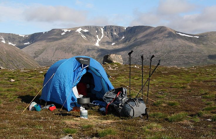 Tips for wild camping in the UK