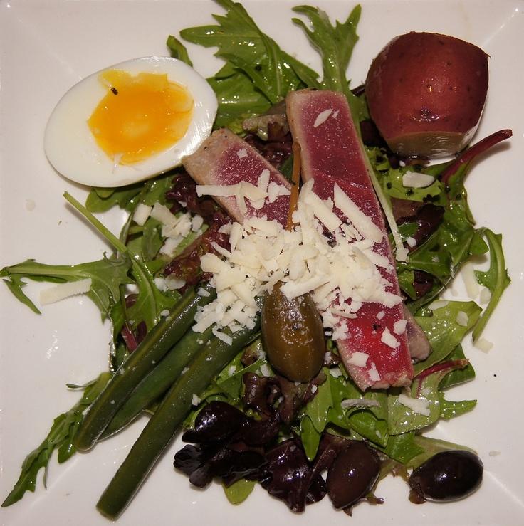... Food..glorious food | Pinterest | Ahi Tuna Salad, Tuna Salad and Tuna