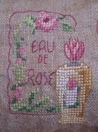 """Un peu de croix ,un peu de couture!!! - les loisirs de Barbamama - """"Gravures de Mode""""  Veronique Enginger ."""