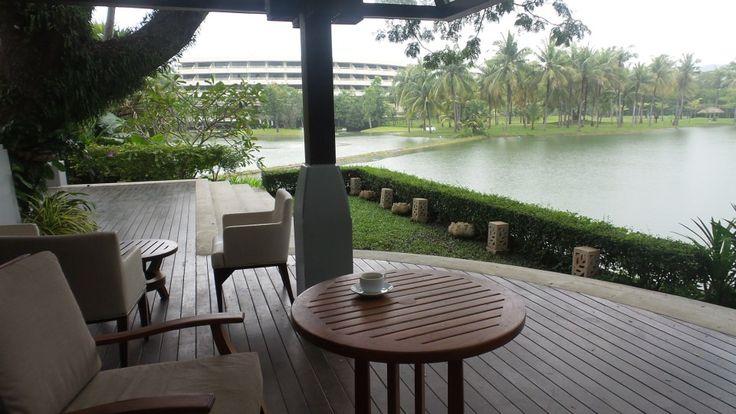 The Spa at the Hilton Phuket Arcadia Resort & Spa in Karon, Thailand