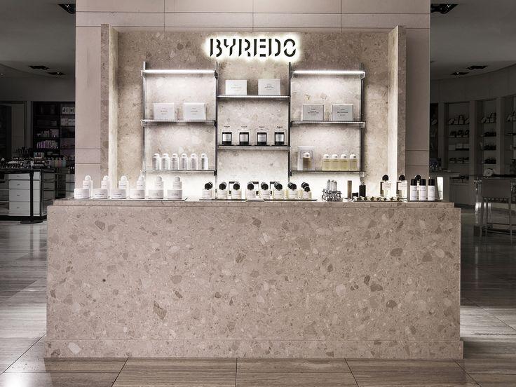 Byredo – Lane Crawford – IFC – Hong Kong — Christian Halleröd design
