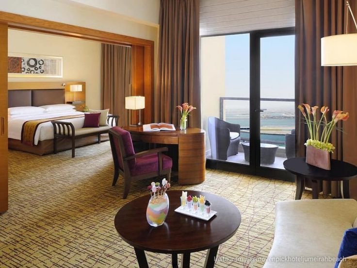 An oceanside Dubai hotel that radiates the best of Dubai's outdoor culture, Mövenpick Hotel Jumeirah Beach reels in guests with spectacular sea views and dozens of family-friendly attractions and restaurants right at your doorstep. Perfect family holiday in Dubai