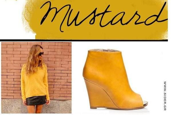 #AMustHavePair#fashion#SS15#Raniero Condi#mustard#c#shoes#siderstores#sidershoes