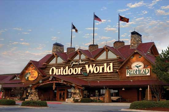 Bass pro shop concord nc things to do in around nc for Bass pro shop fishing