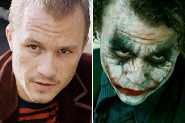Avant/Après les maquillages de films