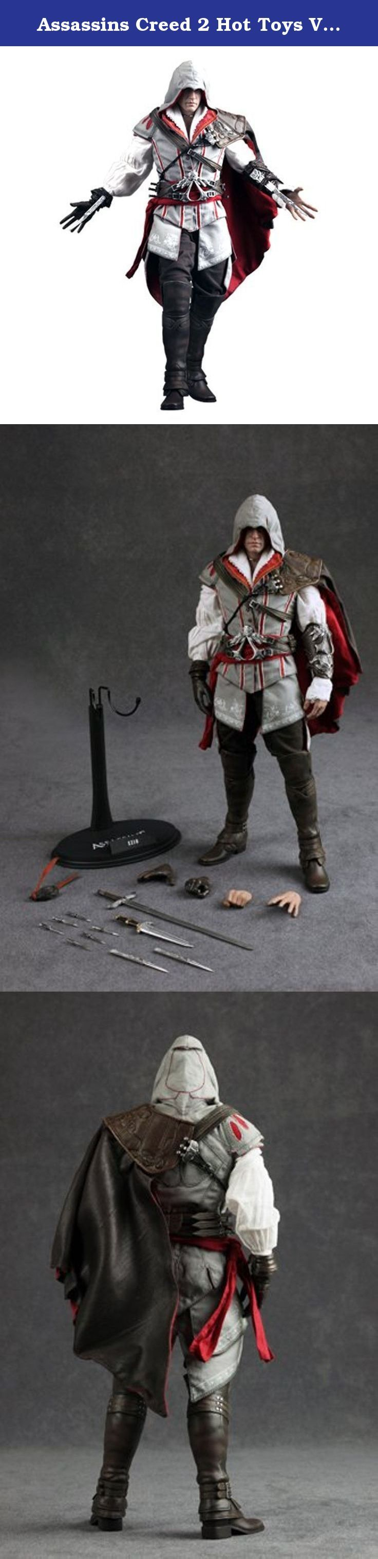 Assassins Creed 2 Hot Toys Video Game Masterpiece 1/6