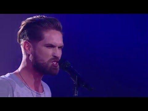Simon Morin Sings Kongos' Come With Me Now - The Voice Canada - YouTube