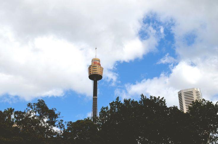 Sydney Tower Eye Travel