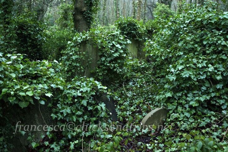 Cimitero Highgate - Londra Inghilterra http://www.chicksandtrips.net/cimitero-highgate-londra/