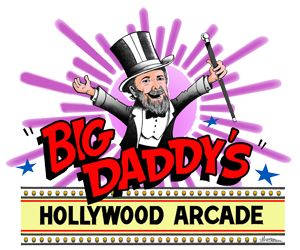 Big Daddy's Pizzeria in Pigeon Forge was voted the most kid-friendly restaurant in the country! Stop by with the family for a ton of fun in the Hollywood arcade!