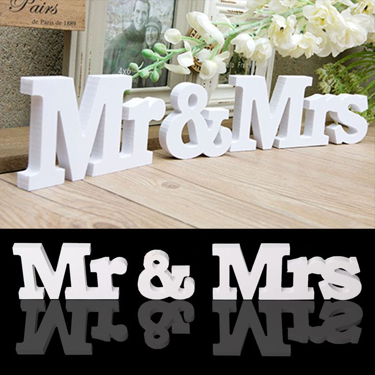 best 25 mr mrs sign ideas on pinterest decor over bed christmas gift lit decorations and mrs. Black Bedroom Furniture Sets. Home Design Ideas