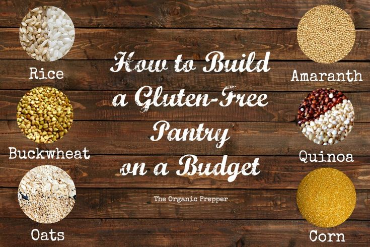 Is yours one of the growing number of families who are removing wheat from their diets? Here's how to build your gluten-free pantry.