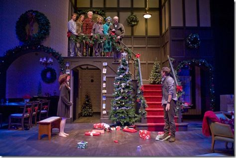 The Bunker Household - Season's Greetings - Northlight Theatre