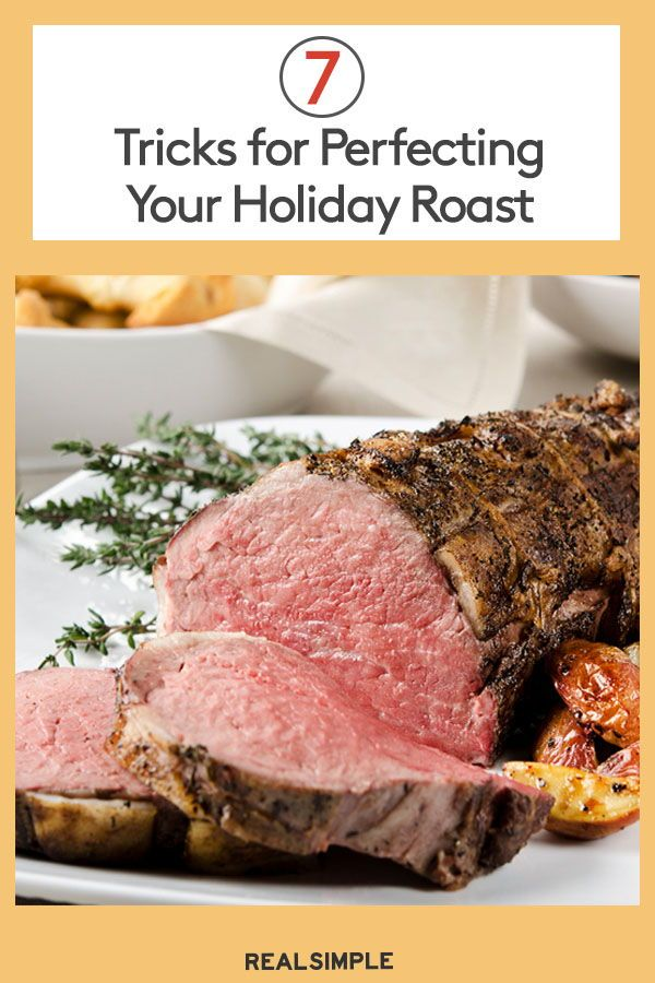 7 Tricks For Perfecting Your Holiday Roast Beef Recipe Holiday Roast Beef Recipes Holiday Roasts Holiday Roast Recipe