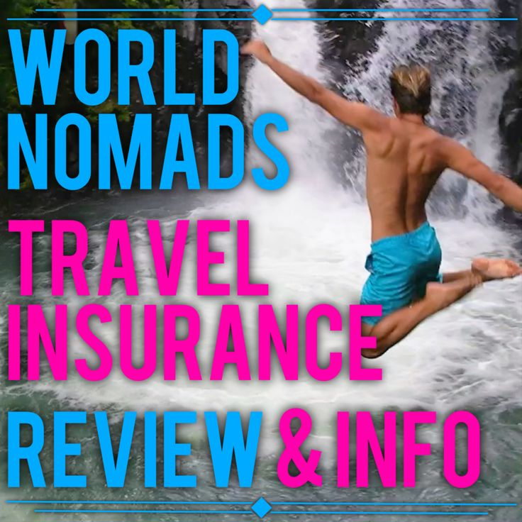 If you're looking to learn more about what travel insurance is, how to buy  it, and what our experience was like buying insurance through World Nomads,  read on through our review! In our in depth review of World Nomads, we  disclose both the pros and the cons their benefits and coverages.