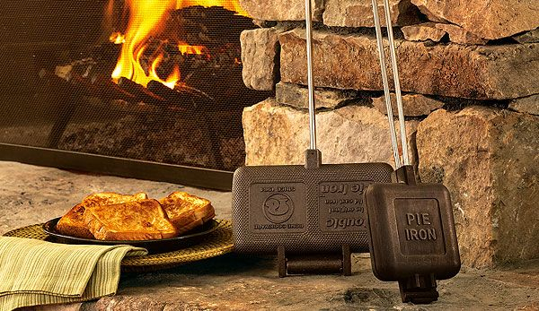 How To - Cook In Your Fireplace Or Woodstove