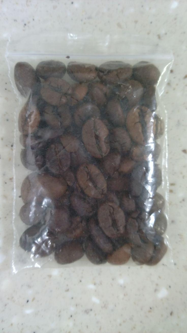 Coffee Bean Pocket