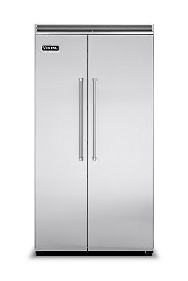 """42"""" Quiet Cool™ Side-by-Side Refrigerator/Freezer - VCSB - Viking Range Corporation"""