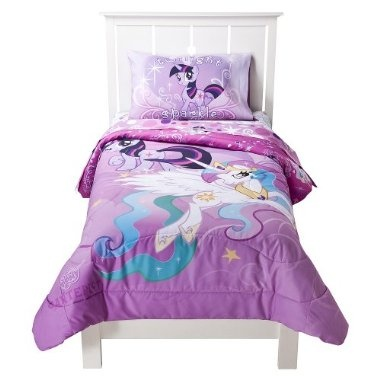 Target Kids Kidsu0027 Bedding Comforters My Little Pony Comforter