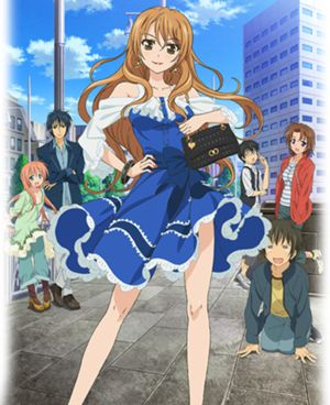 GOLDEN TIME my daughter just began to watch this anime jn crunchy roll