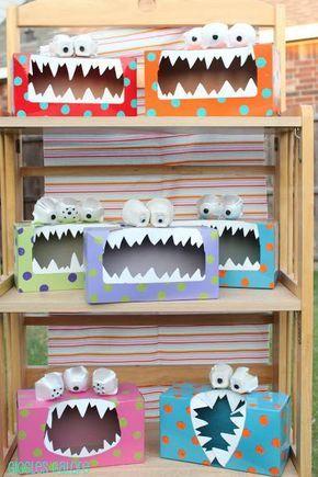 25 Fun And Creative Halloween Crafts For Kids Halloween