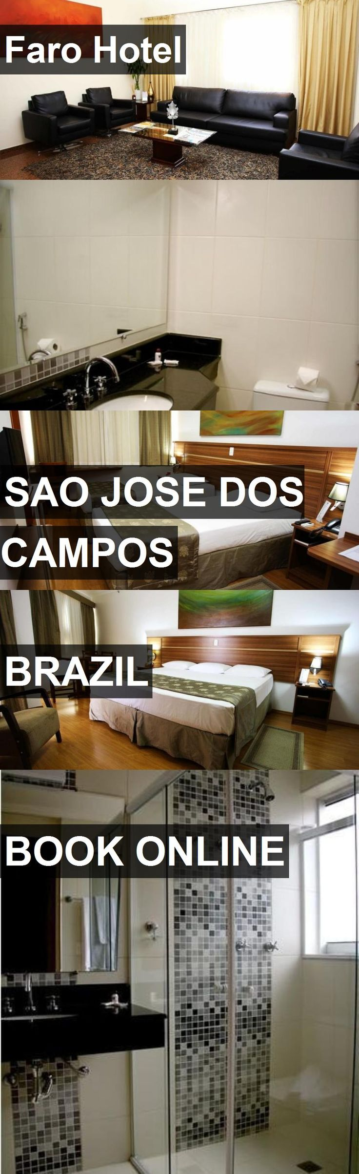 Faro Hotel in SAO JOSE DOS CAMPOS, Brazil. For more information, photos, reviews and best prices please follow the link. #Brazil #SAOJOSEDOSCAMPOS #travel #vacation #hotel