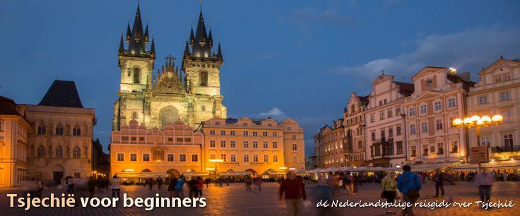 Dit is de Týnkerk in Praag.