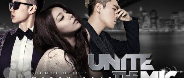 Unite The Mic Turnesi 2015 – Ailee, Jay Park ve San E
