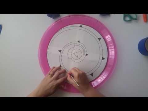Steven Universe - Rose Quartz Shield - YouTube
