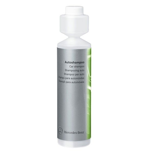 A001986417110  Auto shampoo 250ml  This shampoo will restore your body paint all its glory and all its original brightness. Its ease of use will delight you