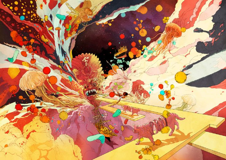 The Art Of Animation, kudamono790 - Shan Jiang