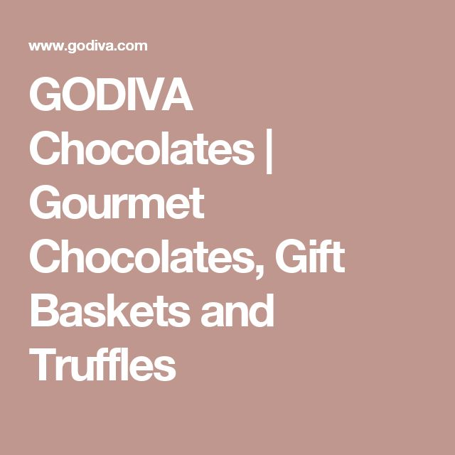 20 best Chocolates images on Pinterest | Chocolate truffles ...