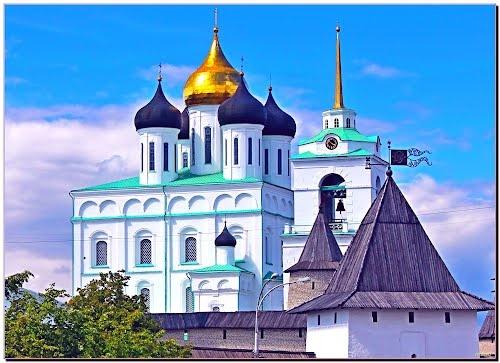 Pskov, Pskov Oblast, Russia