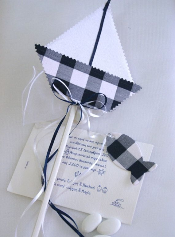 SHIP stick Baptism/Wedding gifts-20pcs greek by letsdecorateonline