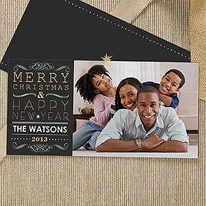 Tis' The Season Digital Photo Postcards ... I love the design of these!!!