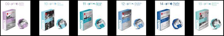 Capsules on Air® Range 09 - 15