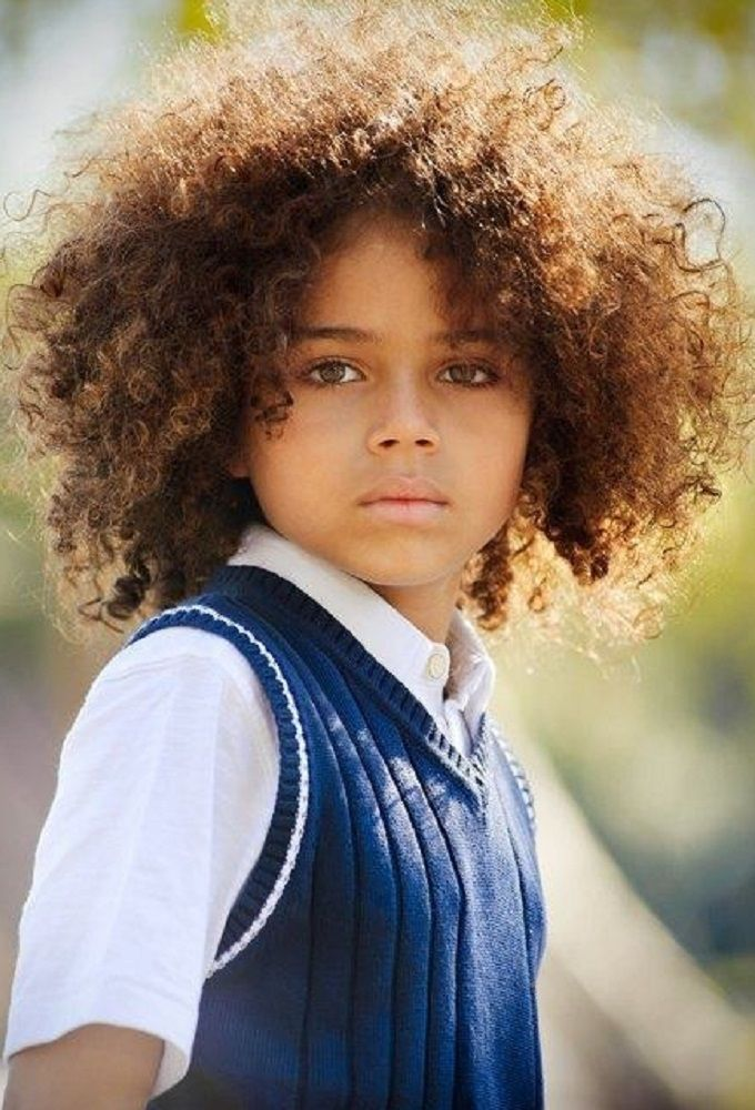 how to grow little boys hair long