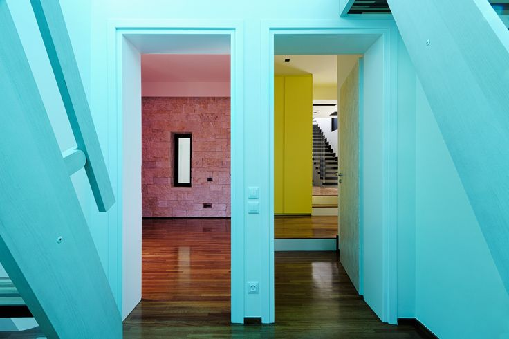 #Architizer #Architizerawards #Architecture #Colour #Dream #House #Interior #Modern #Conceptual #Design #Kipseliarchitects