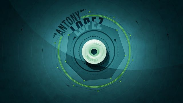 Opening Titles for the new video of LOCKWOOD skateboarders team.  Art direction : Cyril Izarn Motion design : Cyril Izarn
