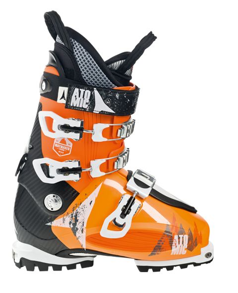 Ski boots are even cool