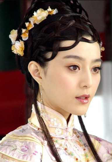 chinese hair style s clothing of the qing dynasty actresses and 3004 | f11b3748571400deff9a7a0ffb74cc18