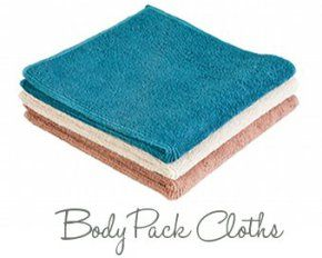 Norwex Body Pack Cloths