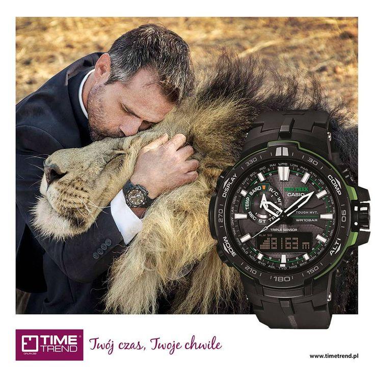 Zobacz dlaczego Kevin Richardson - wybrał zegarek PROTREK PRW-6000Y Bit.ly/zaklinaczlwow  Zegarki Protrek: Bit.ly/zegarkiprotrek  #protrek #casio #zegarek #zegarki #outdoor #natura #lew #timetrend #ekstreamlny #prw-6000 #sport #przygoda #wyprawa #trekking #gory #podroze #podroz