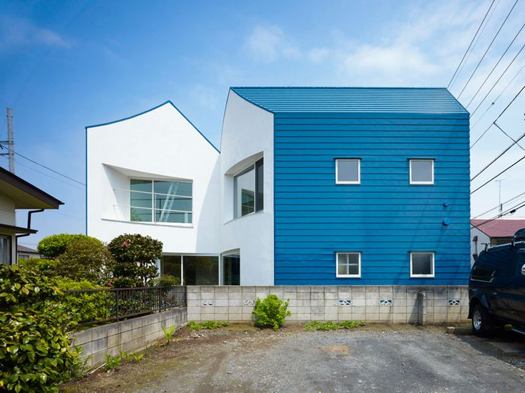 house snapped naf architect design - Japanese Architecture Small Houses